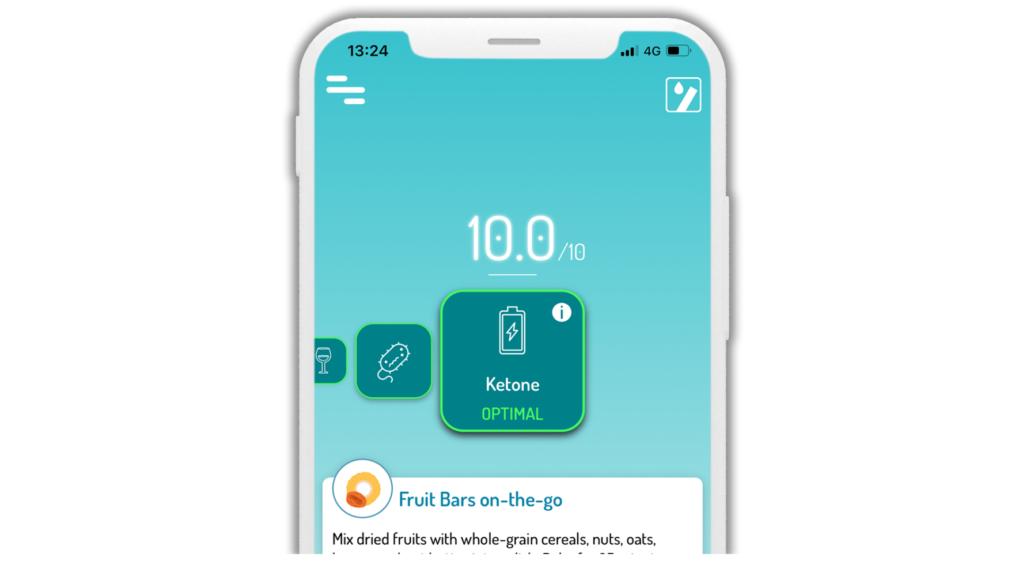Vivoo Energy Box- Ketone Tracker