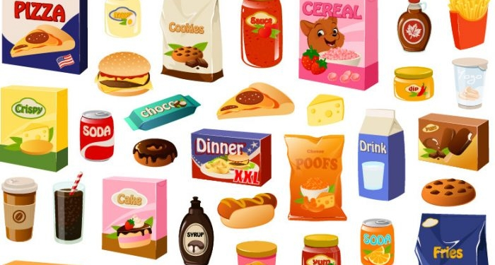 Avoid ultra-processed foods
