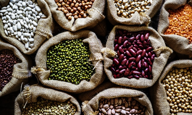 Increase your intake of legumes and beans