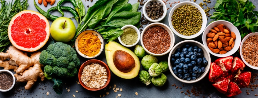 National Nutrition Month: Steps to Building a Strong Relationship with Food
