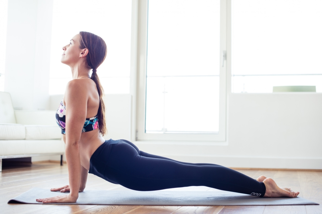 Yoga and Menstruation: Poses that Help