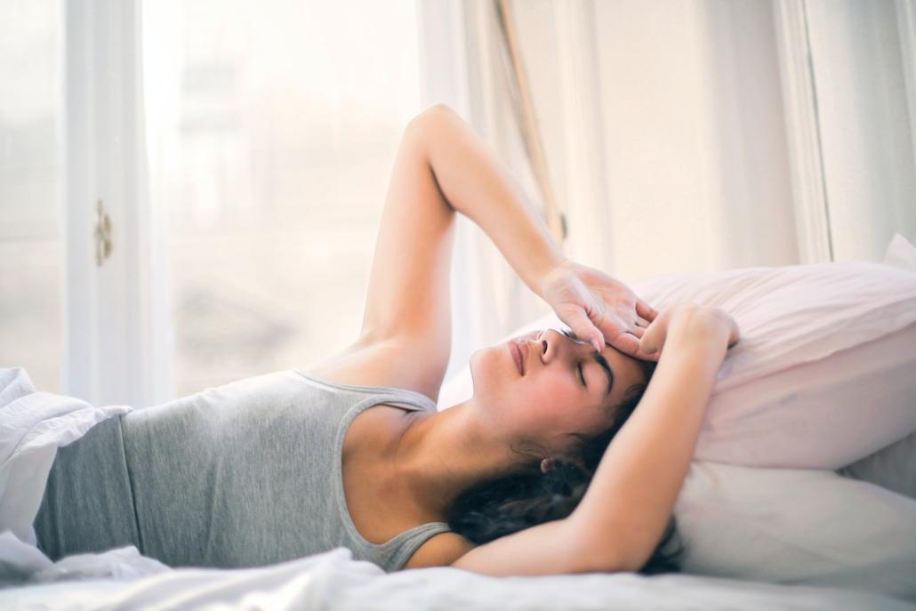 Physical Symptomps of PMS