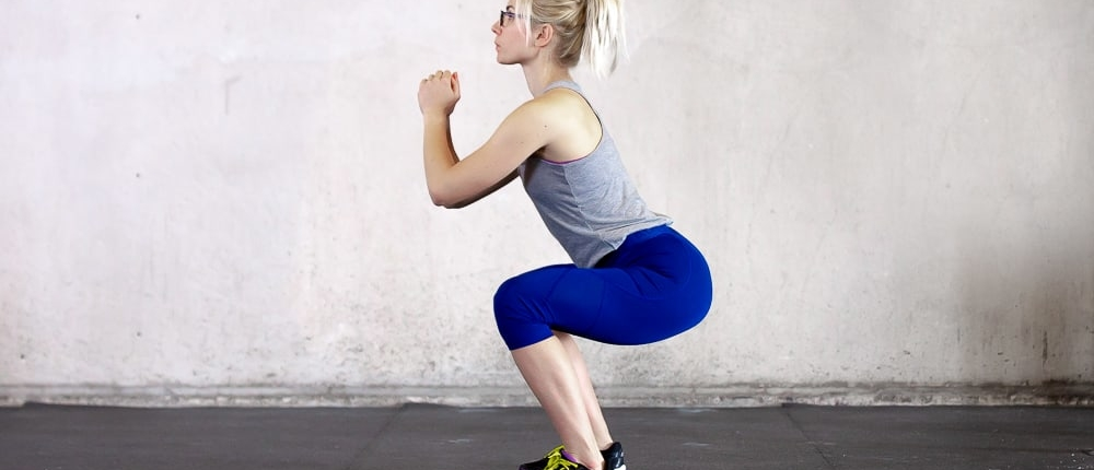 Squat - Best At-Home Workouts