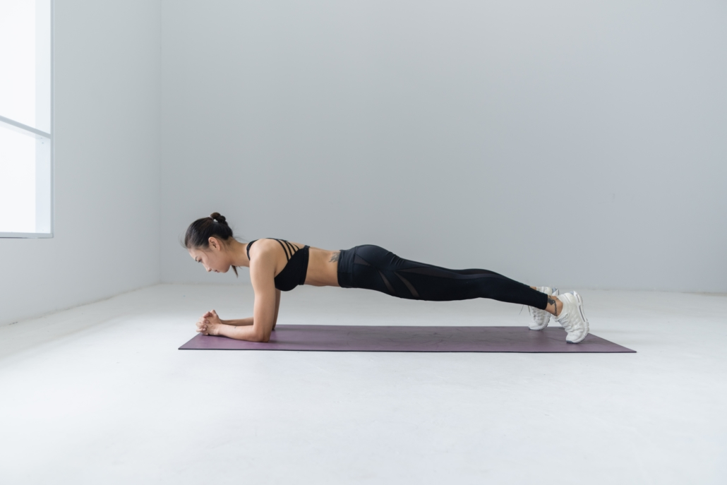 Plank - Best At-Home Workouts