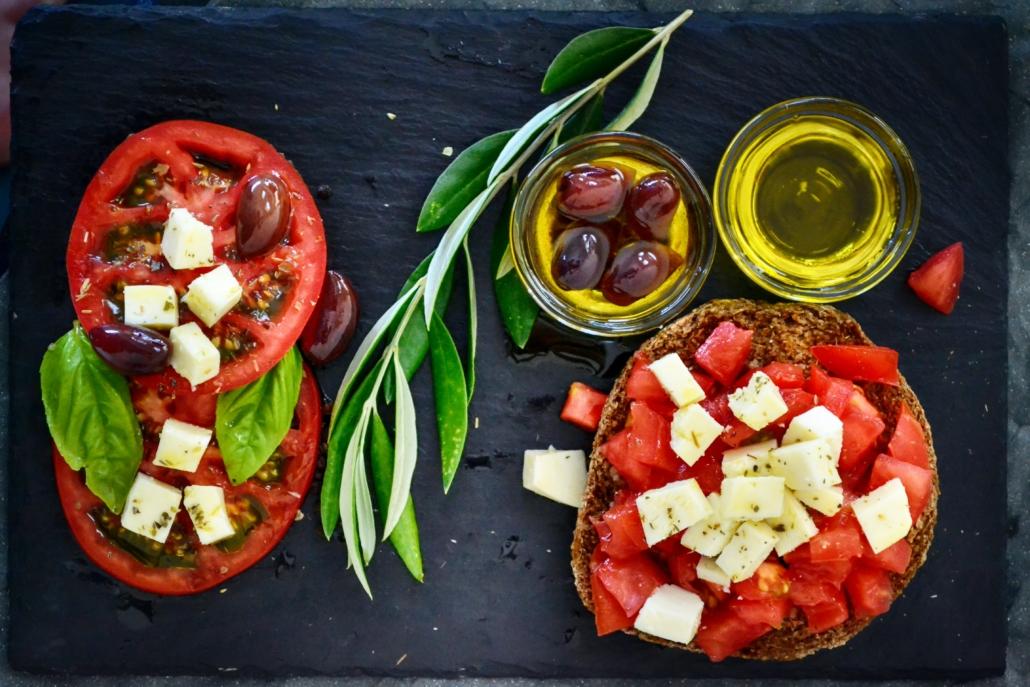 Celebrating the National Mediterrenean Diet Month