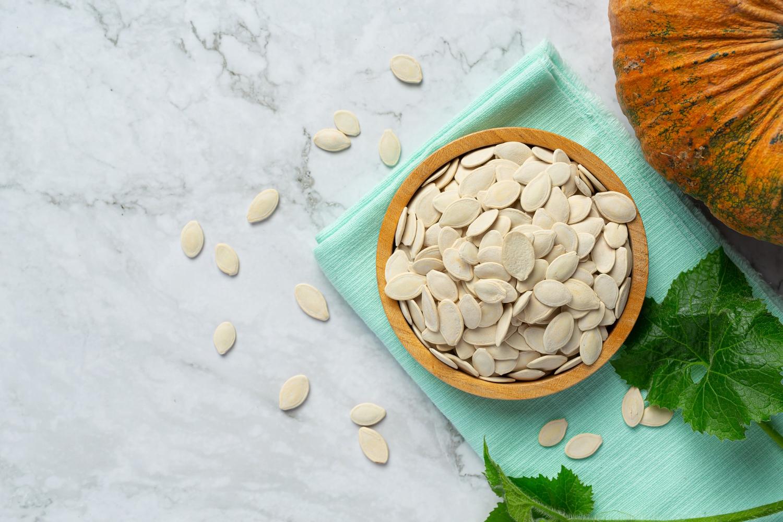 pumpkin seeds as healthy snacks